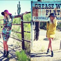 Nicole Miller Wanderlust Fall 2012 Lookbook