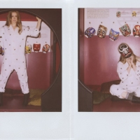 Boy. by Band of Outsiders Fall/Winter Polaroid Campaign