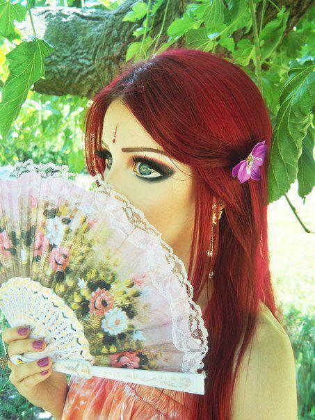 Fashion Inspiration: Anastasiya Shpagina