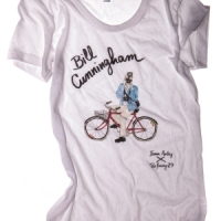 Monday Must-Have: Bill Cunningham Illustrated T-Shirt