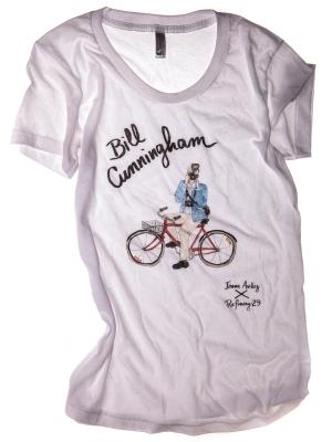 Bill Cunningham Tshirt