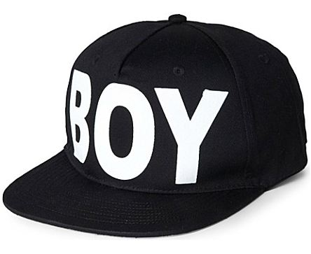 Boy London cap, $45