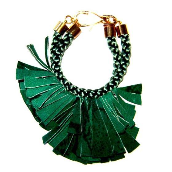 Boticca Suede Bracelet, $61