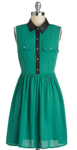 ModCloth Dress, $52.99