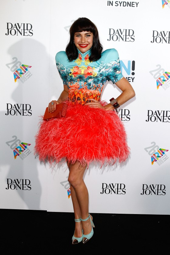 26th Annual ARIA Awards 2012 - Arrivals