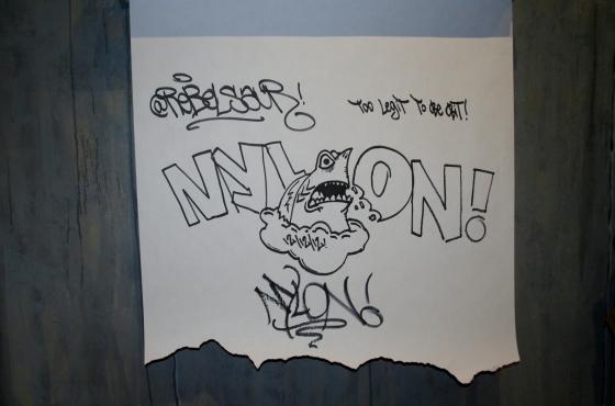 NYLON Pop-Up