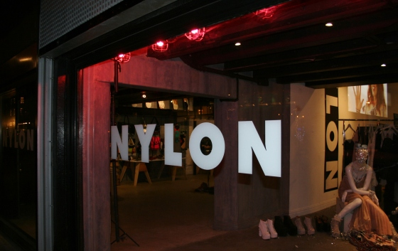 NYLON Pop-Up
