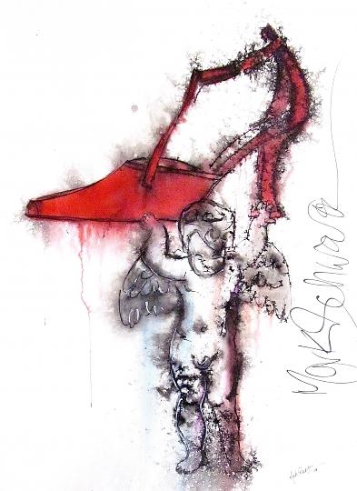cherub heels