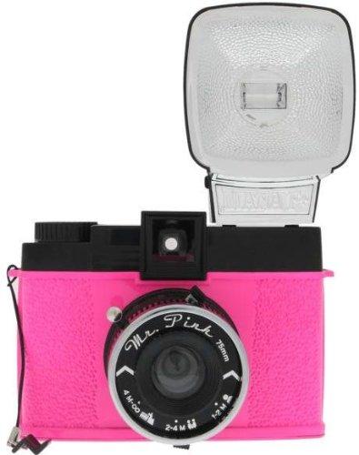 Diana F+ Mr. Pink Camera, $99