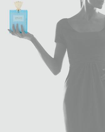 Blue Perfume Clutch, $1295