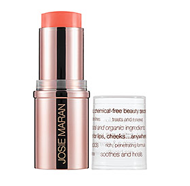 Josie Maran Argan Oil Color Stick in Coral, $22