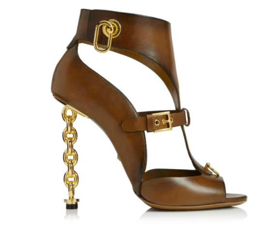 Tom Ford Gladiator Sandal, $2,300