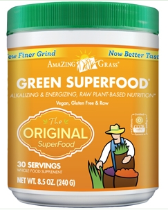 Green Superfood Powder, $29.99 for 30 servings