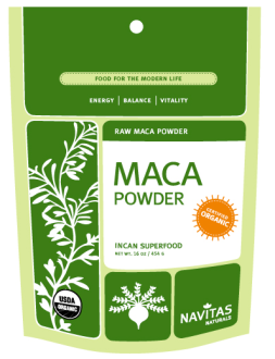 Maca Powder, $14.99 for 8 oz.