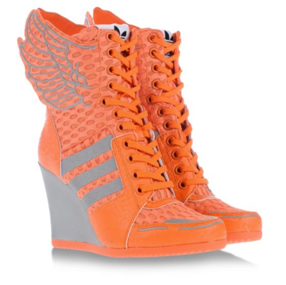 Jeremy Scott x Adidas, $176