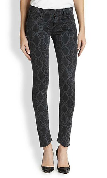 MOTHER The Looker Skinny Jeans, now $117