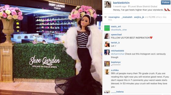 Barbie Birkin