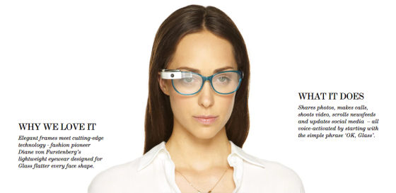 DVF Made For Glass Teal Frames, $1,800