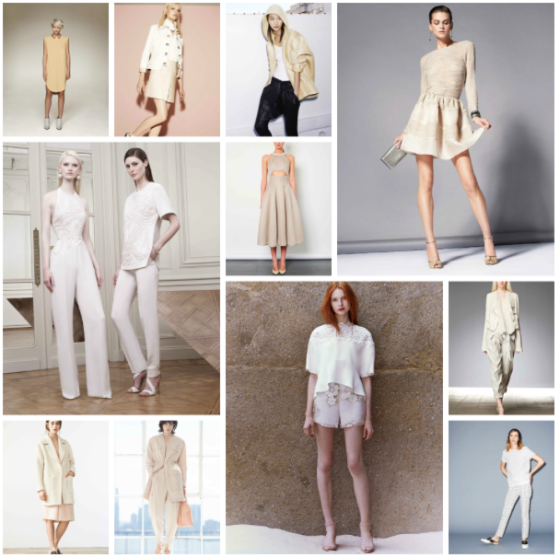 nude color fashion trend