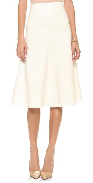 Nicholas Ponte Flare Skirt, $240