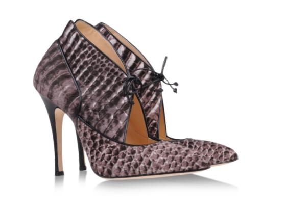 Duccio Venturi Bottier Ankle Boots, $965.00