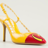 SHOE PORN THURSDAY: Moschino