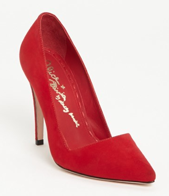 Alice + Olivia 'Dina' Pump, $295