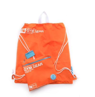 Flight 001 Go Clean Gym Gear Bag, $30