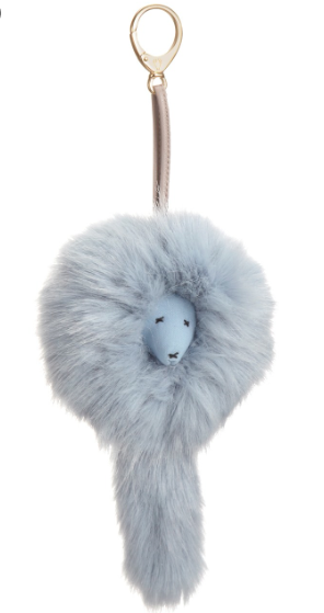 Shrimps Powder Blue Lenny Keyring, $80
