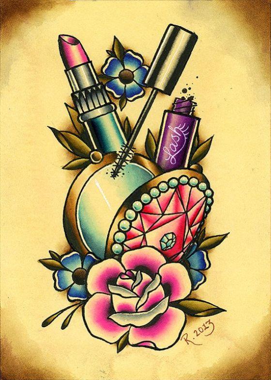 Make-up Tattoo