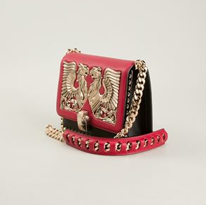 Roberto Cavalli 'Hera Wings' chain shoulder bag, $1,937.96 now $1,356.57