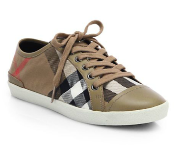 Burberry Vintage Sneakers, $275