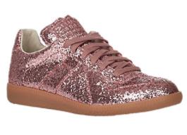 Maison Margiela Glitter Sneakers, $530