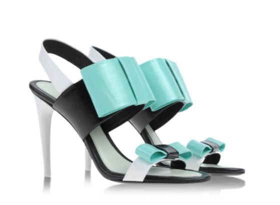Kenzo Sandals, $400