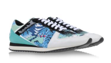 Kenzo Low-tops, $320