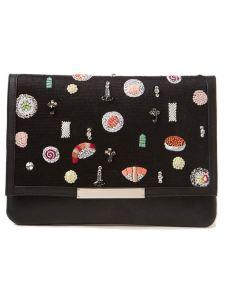 Lizzie Fortunato Jewels 'Port of Call Sushi' clutch, $475.00