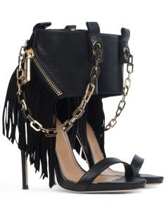 DSquared2 Sandals, $1,500, via Shoescribe