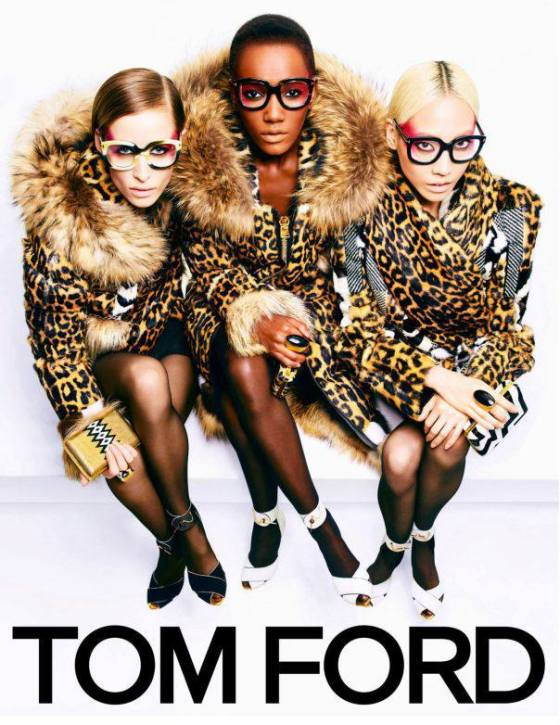 Tom Ford Advertisement, Fall 2013