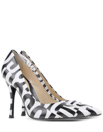 Moschino, $650, via Shoescribe