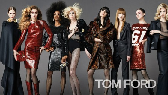 Tom Ford Autumn/Winter 2014