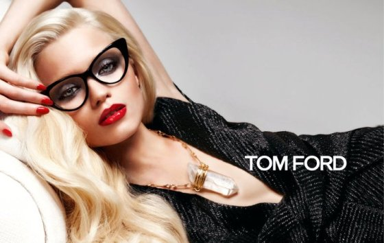 Tom Ford Advertisement, Spring 2012