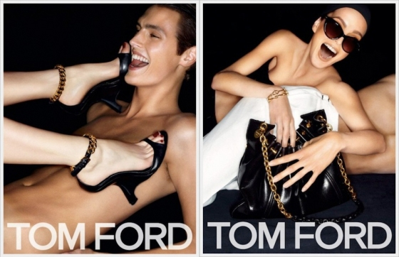 Tom Ford Spring/Summer 2012