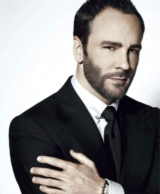 Tom Ford shares his top 10 style commandments