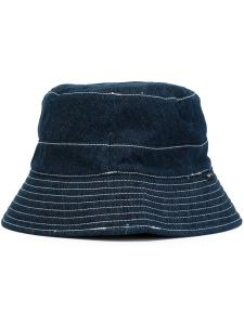 Bleu De Paname Denim Hat, $63.26, via FarFetch