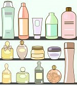 14739079-various-cosmetics-in-bathroom