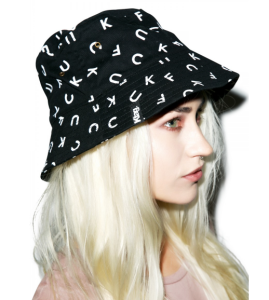 Bucket Hat, $35, via DollsKill