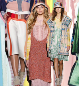 BCBG Max Azria Spring/Summer 2016 Runway, via the ManRepeller