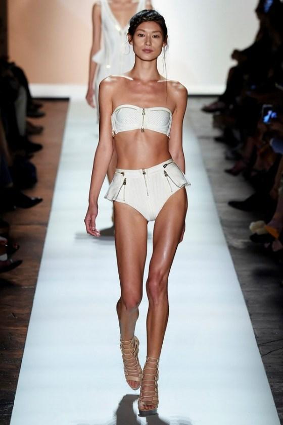 herve léger ss16 bikini
