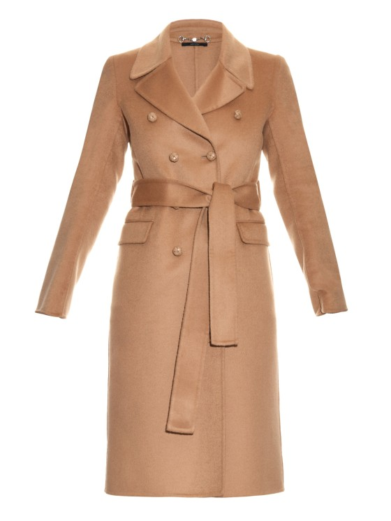 Gucci Wool-Blend Trench Coat, $2,919