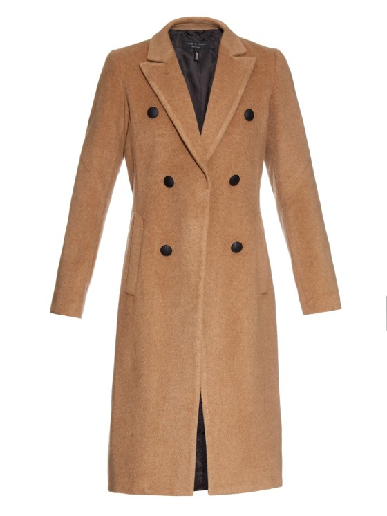 Rag & Bone Faye Coat, $995